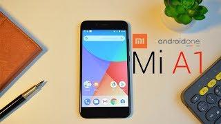 Xiaomi MI A1 полный обзор смартфона (+заводской брак)