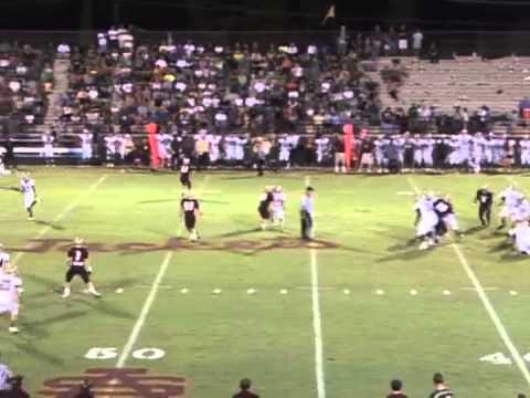 Joey Edden Sophomore QB 2012 Bolles High School