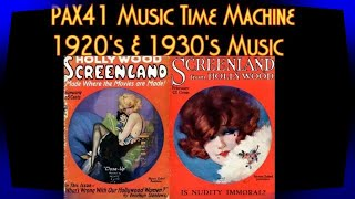 Popular 1923 Music & Songs From The Roaring 20s Jazz Age