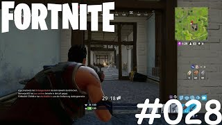 Let's Play Fortnite #028 [Deutsch] [HD] [XBOX ONE] - Das war keine gute Idee