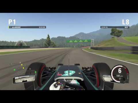 F1™ 2015 Austria gp Hot lap