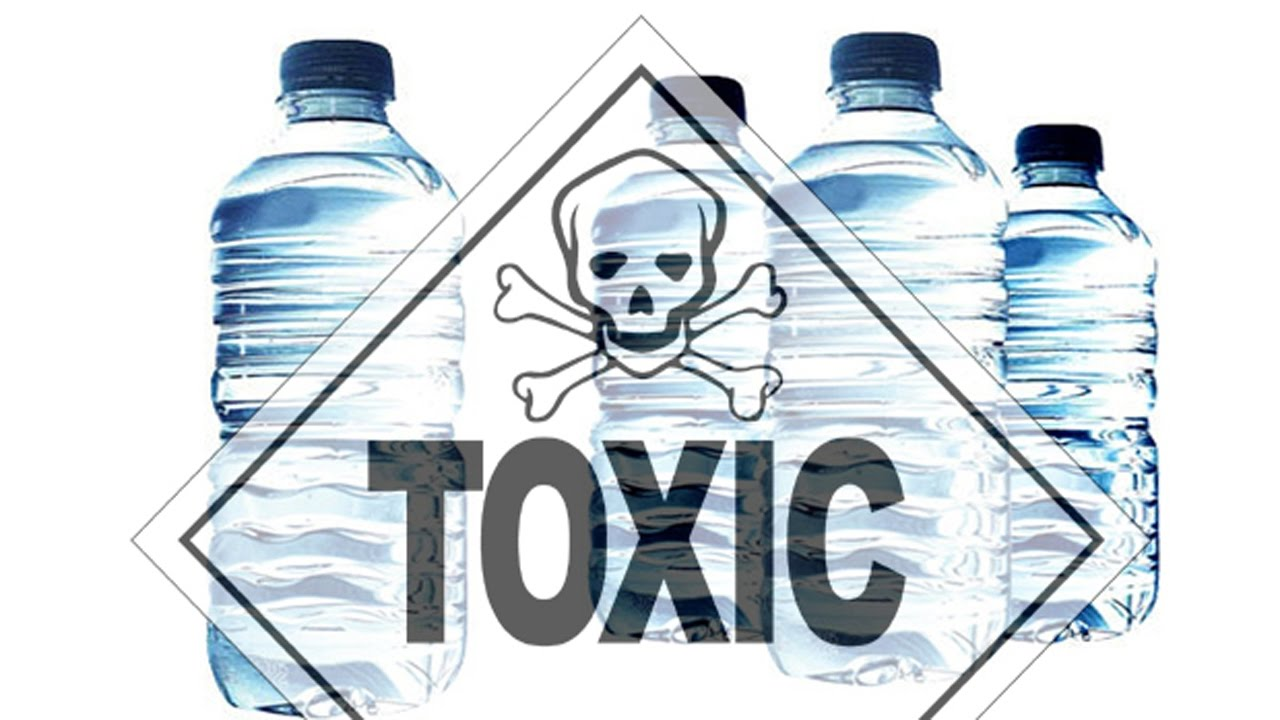 Plastic water exposed to heat can be toxic Takeaway First Dont drink water from plastic bottles left in a hot place for a long time Chemicals in plastics