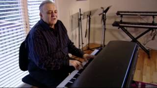 "Angelo Badalamenti explains how he wrote ""Laura Palmer's Theme"""