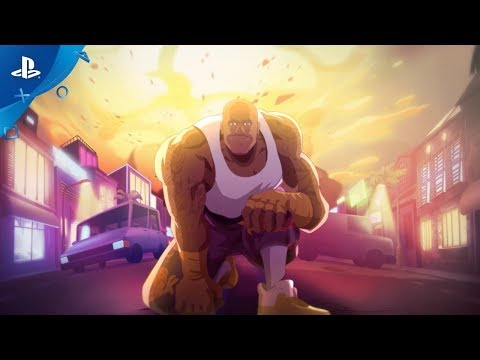 Shaq Fu: A Legend Reborn - Launch Trailer | PS4