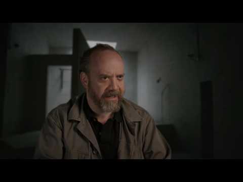 "Morgan: Paul Giamatti ""Dr. Alan Shapiro"" Behind the Scenes Movie Interview"