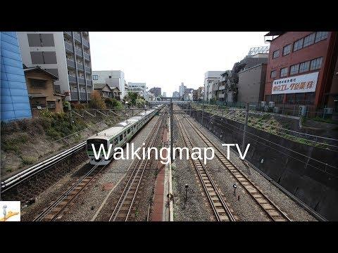 Ikebukuro Grand Hotel, Tokyo Japan (From Ikebukuro Station) - Walkingmap TV / 池袋グランドホテル/