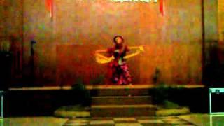 Kabumi - Tari Topeng Kelana (kelana mask dance )