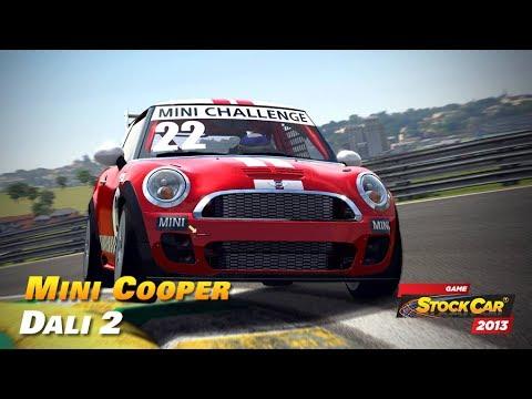 Game Stock Car 2013 Mini Cooper Pc Gameplay Fullhd 1080p Youtube
