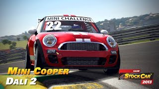 Game Stock Car 2013 Mini Cooper PC Gameplay FullHD 1080p
