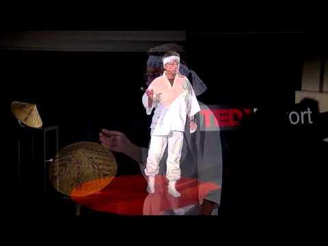 En faisant des petits pas, on parcourt de grandes distances   Claude Lancrenon   TEDxBelfort