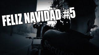 Snowman Attack #5   GTA 5 ONLINE CON NIEVE