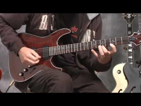 Schecter Hellraiser guitar review