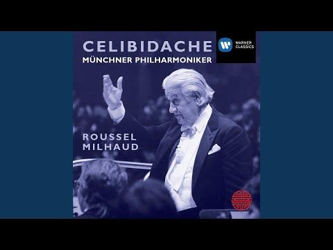 Applause (after Milhaud: Suite française / Celibidache)
