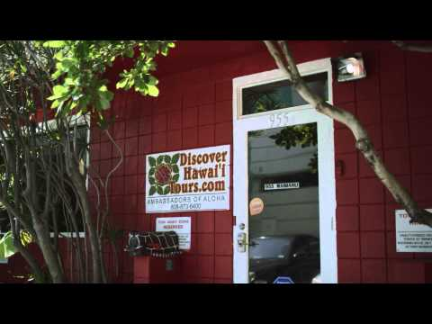 Economic Impact Story: Discover Hawaii Tours