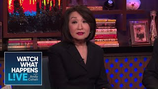 Connie Chung's Thoughts On Charlie Rose And Matt Lauer | WWHL