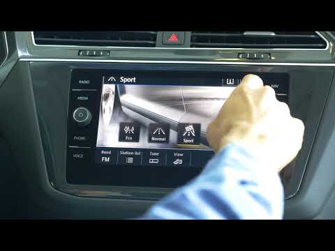 2019 VW Tiguan | All Driving Modes (Spanish)