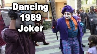Dancing Batman 1989 Joker