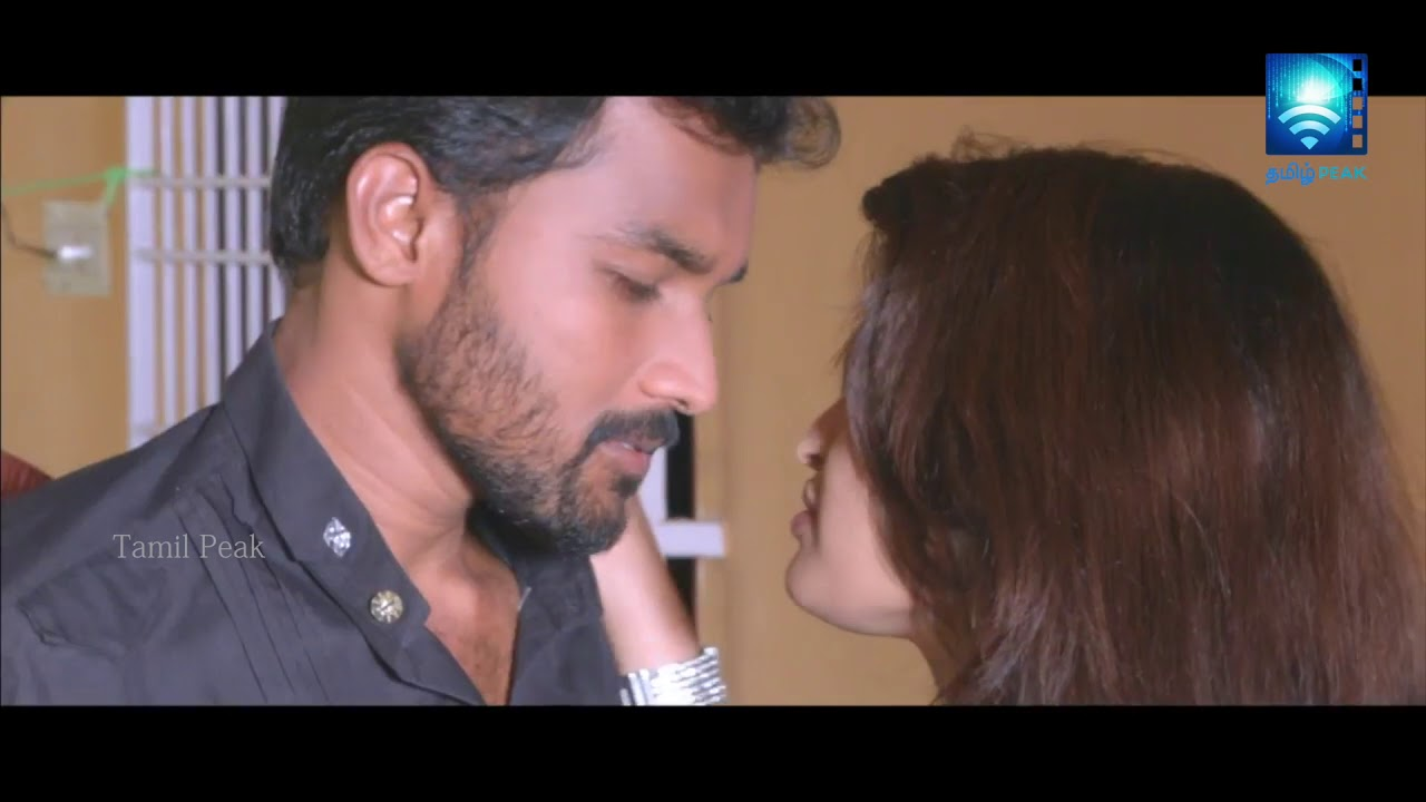Hot Kiss Boy Romance with Girl - Tamil Romantic Scene
