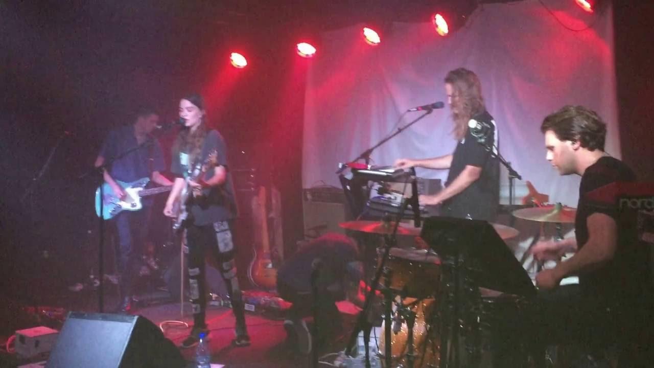 Eliot Sumner Firewood Live The Riot Room Kansas City