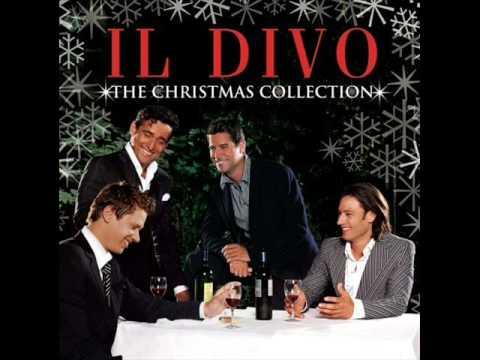 07 panis angelicus youtube - Il divo christmas album ...