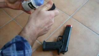 Repeat youtube video pistola da 3 euro