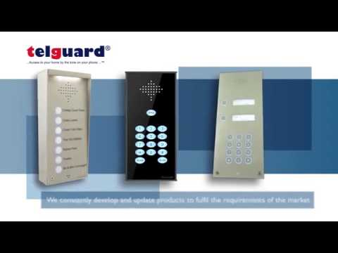 Door Entry Systems From Telguard Youtube