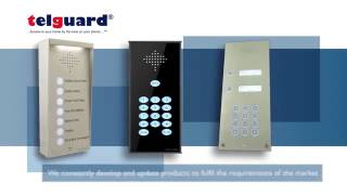 Door entry systems from Telguard