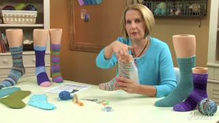 Learn How to Knit Socks with Annie