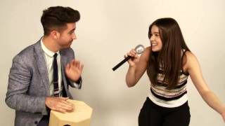 "Hailee Steinfeld Sings OMI - ""Cheerleader"" (Cover) 