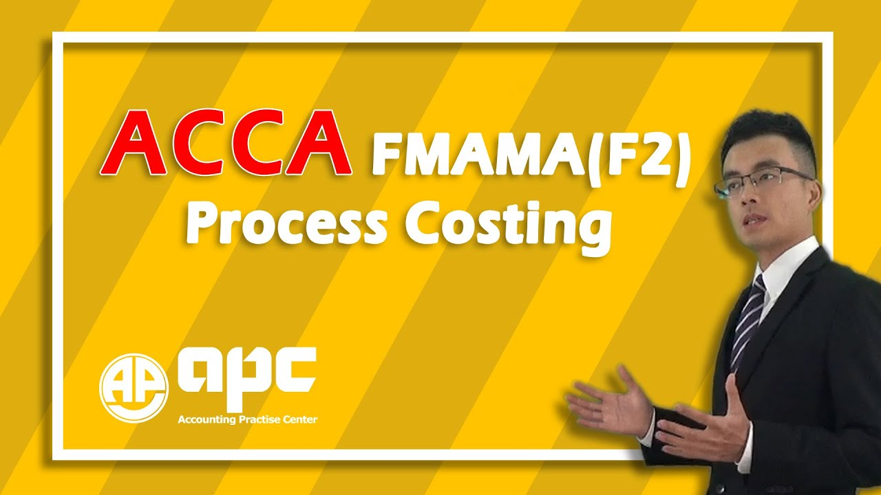 Acca f2 process costing youtube acca f2 process costing xflitez Images