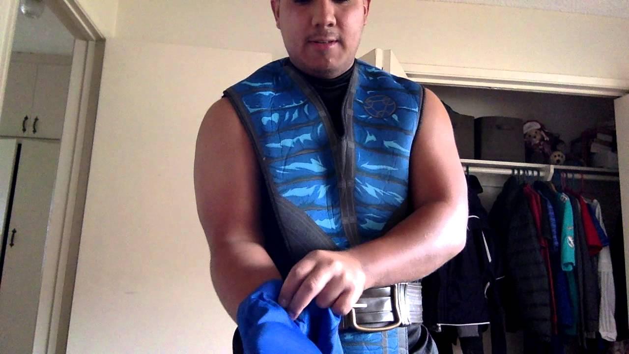 Rubies Costume Mens Mortal Kombat X Scorpion Costume