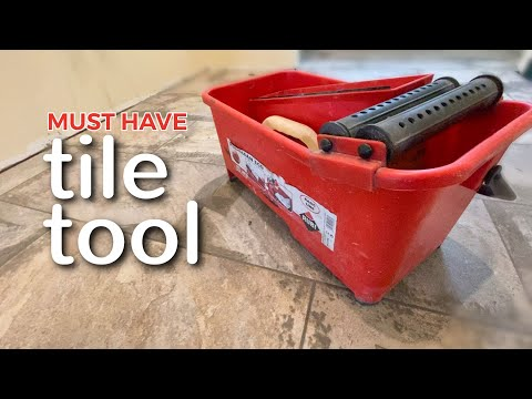 Must Have Tool For Tile Jobs