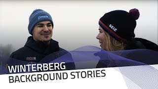 Hunter Church throws down the gauntlet in Winterberg | IBSF Official