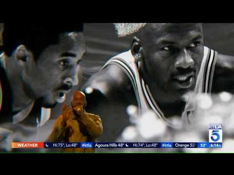 Kobe Bryant Honored at NBA All-Star Game