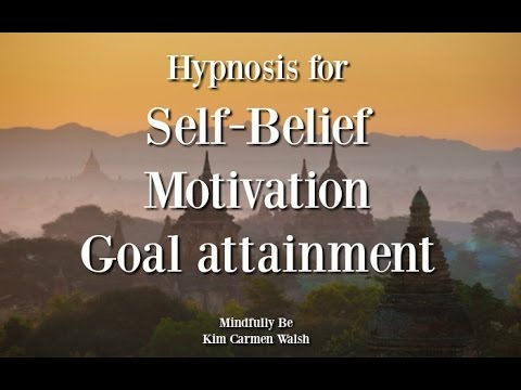 Hypnosis for Self-belief  |  Motivation  |  Goal attainment  |  True Potential
