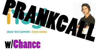 Prank Call - iYogi (Pranker: Chance)