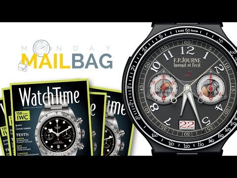 FP Journe v Patek Philippe, Baselworld vs. SIHH, Watch Buyer's Remorse & Watch Auctions