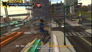Tony Hawk's Underground 2 Remix (PSP) gameplay part 1