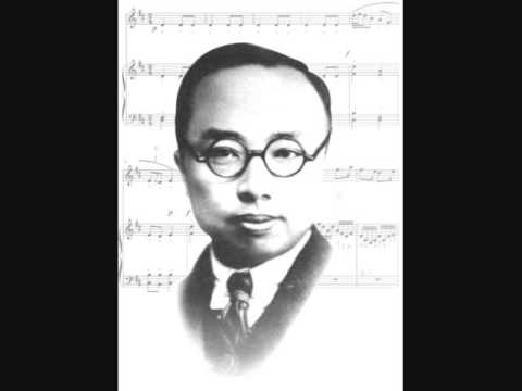 "Historic recording of Liu Tianhua 刘天华 performing ""Prelude to Song and Dance"" 《歌舞引》"