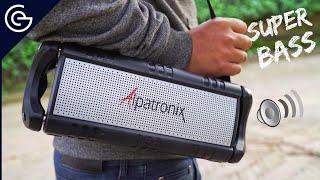 Insane Loud WaterProof Portable Speaker - Alpatronix AX 500