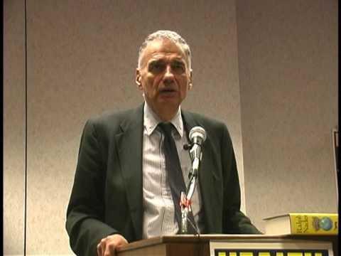 Ralph Nader on Single Payer Health Cae