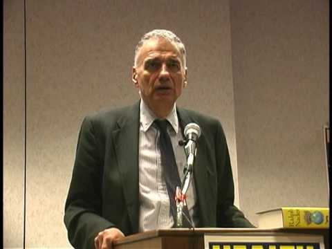 Ralph Nader on Single Payer Health Cae