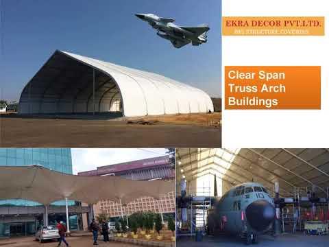 Outdoor Shade Structures in Delhi