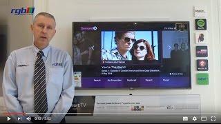 lCD телевизор LG 55LH604V обзор