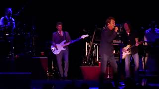 Huey Lewis and The News performing If This Is It at the Grey Eagle ...