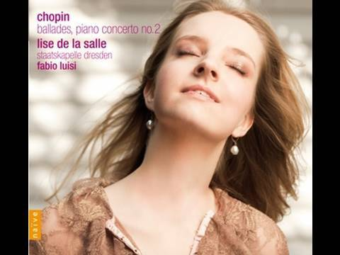 Lise de la Salle / Chopin / new CD recording