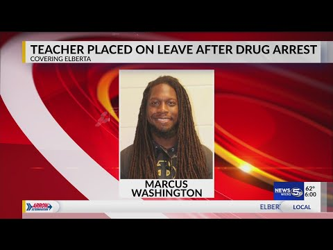 VIDEO: Elberta High School basketball coach arrested, placed on administrative leave