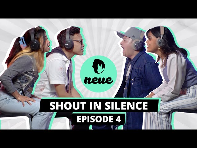 Shout in Silence with Operation Hantu Cast