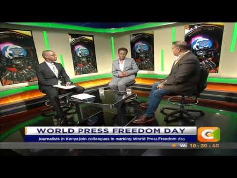 Citizen Extra: Journalists in Kenya mark World Press freedom day