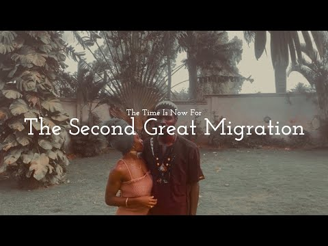 The Time Is Now For The Second Great Migration (Prayer at the end)